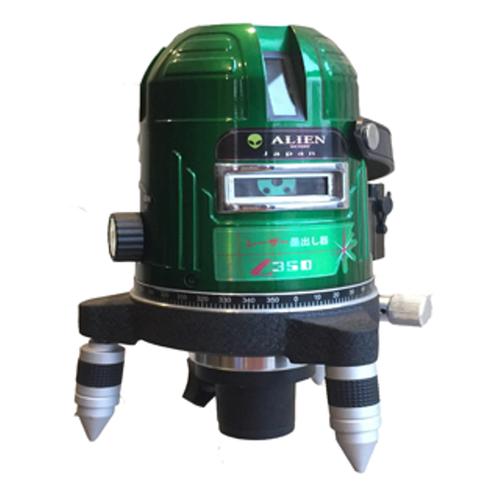 máy cân bằng laser tia xanh| may can bang laser alien Z350