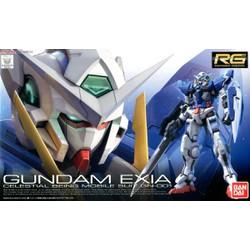 Gundam Bandai RG Exia Gundam 00 Mô Hình Nhựa Đồ Chơi Lắp Ráp Anime Nhật Tỷ lệ 1/144