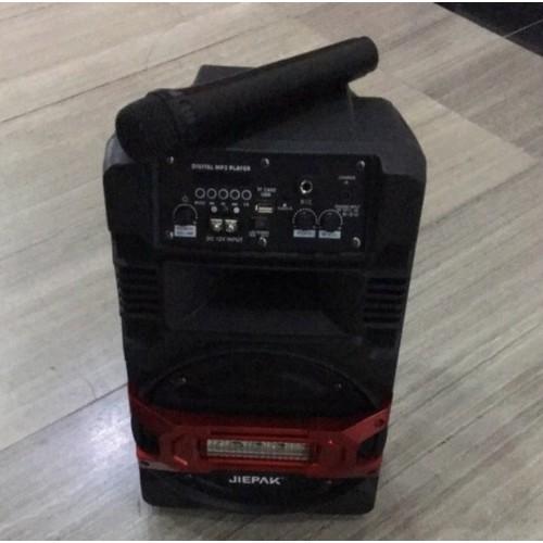 Loa kéo JP-1601 Jiepak bluetooth 1 mic