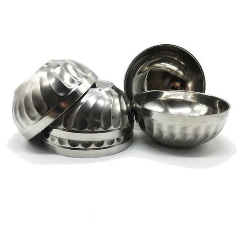 Bộ 5 bát tô xoắn inox Hoàng Gia 2 lớp cách nhiệt loại 18cm - 5995285 , 10092378 , 15_10092378 , 160000 , Bo-5-bat-to-xoan-inox-Hoang-Gia-2-lop-cach-nhiet-loai-18cm-15_10092378 , sendo.vn , Bộ 5 bát tô xoắn inox Hoàng Gia 2 lớp cách nhiệt loại 18cm