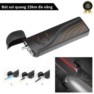 Bút soi quang 15km SGV cao cấp dùng pin sạc - Tích hợp đèn pin - Bút SGV 15Km 1 thumbnail