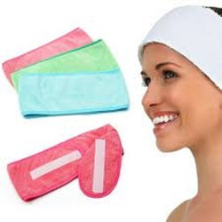 băng đô giữ tóc khi trang điểm rửa mặt đắp mặt nạ