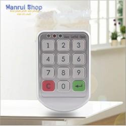 Khóa tủ bằng điện tử thông minh bảo vệ bằng mật khẩu - Best Seller Tony