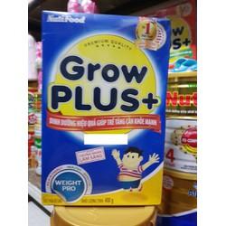 SỮA NUTIFOOD GROW PLUS XANH MẪU MỚI HỘP GIẤY CHO TRẺ MUỐN TĂNG CÂN