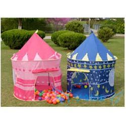 Lều công chúa và hoàng tử cho bé