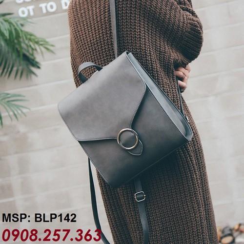 Túi đeo chéo nữ kết hợp balo_BLP1421
