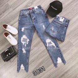 quần jean nữ baggy