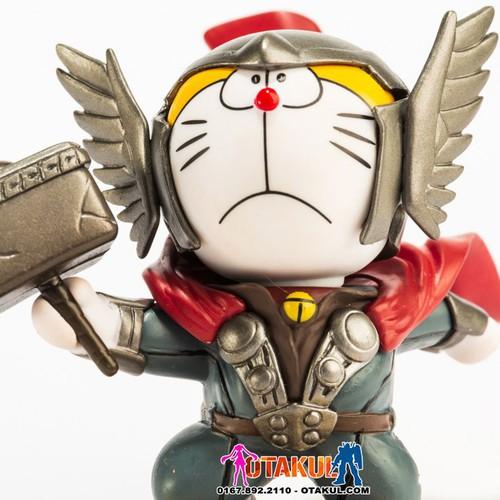 Mô Hình Doraemon Thor