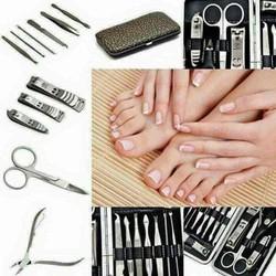 Bộ dụng cụ chăm sóc móng 12 chi tiết