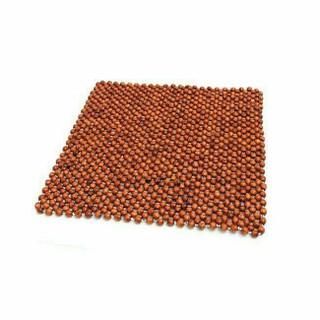 Đệm lót ghế VP bằng hạt gỗ thoáng mát - lotghego thumbnail