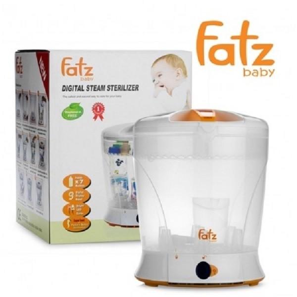 BH 12 tháng - Máy tiệt trùng điện tử 7 bình Fatzbaby - FB4006SB