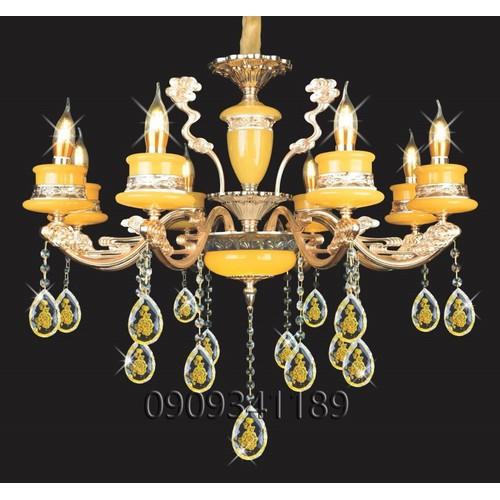 đèn chùm nến pha lê cao cấp - 4252069 , 10429879 , 15_10429879 , 4699000 , den-chum-nen-pha-le-cao-cap-15_10429879 , sendo.vn , đèn chùm nến pha lê cao cấp