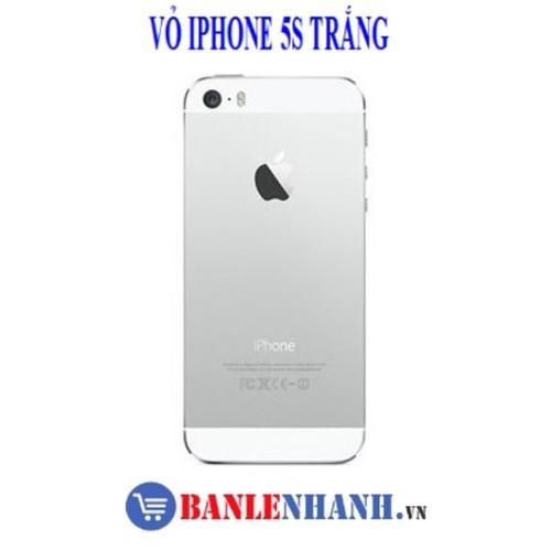 VỎ IPHONE 5S MÀU TRẮNG ZIN