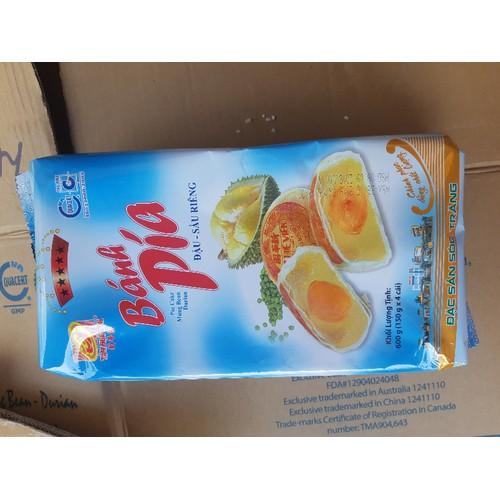 Bánh pía 5 sao 1 trứng đậu sầu riêng Tân Huê Viên - 4251158 , 10428166 , 15_10428166 , 70000 , Banh-pia-5-sao-1-trung-dau-sau-rieng-Tan-Hue-Vien-15_10428166 , sendo.vn , Bánh pía 5 sao 1 trứng đậu sầu riêng Tân Huê Viên