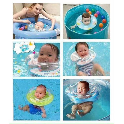 Phao bơi đỡ cổ cho bé - 11133354 , 10425610 , 15_10425610 , 59000 , Phao-boi-do-co-cho-be-15_10425610 , sendo.vn , Phao bơi đỡ cổ cho bé