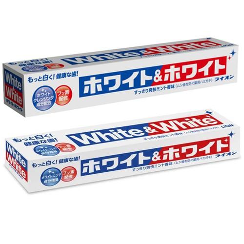 Kem Đánh Răng White  White Của Nhật 150g
