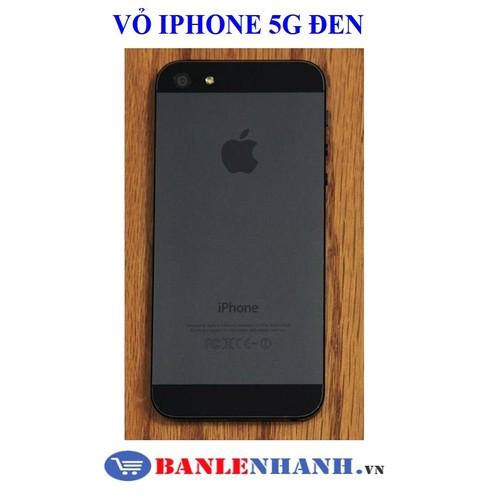 VỎ IPHONE 5 MÀU ĐEN - 4251244 , 10428424 , 15_10428424 , 340000 , VO-IPHONE-5-MAU-DEN-15_10428424 , sendo.vn , VỎ IPHONE 5 MÀU ĐEN