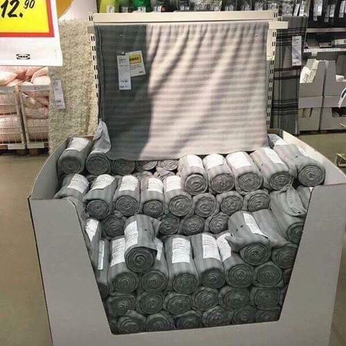 Chăn Nhật IKEA