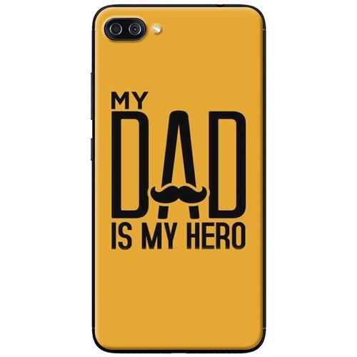 Ốp lưng nhựa dẻo Asus Zenfone 4 Max Pro ZC554KL Hero dad