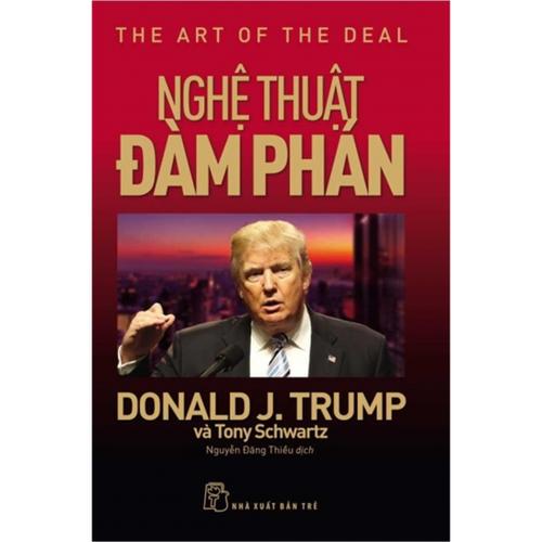 D.Trump. Nghệ Thuật Đàm Phán - 6881087 , 13602297 , 15_13602297 , 50000 , D.Trump.-Nghe-Thuat-Dam-Phan-15_13602297 , sendo.vn , D.Trump. Nghệ Thuật Đàm Phán