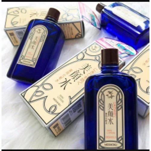 Nước hoa hồng đặc trị mụn Meishoku Bigansui Medicated Skin 80ml