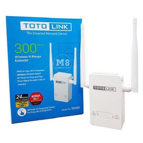 Kích sóng wifi Totolink EX200 - bảo hành 2 năm - 4351853 , 10559690 , 15_10559690 , 289000 , Kich-song-wifi-Totolink-EX200-bao-hanh-2-nam-15_10559690 , sendo.vn , Kích sóng wifi Totolink EX200 - bảo hành 2 năm
