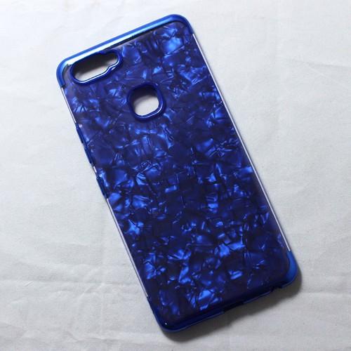 Ốp lưng Vivo X20 Plus nhựa dẻo xanh