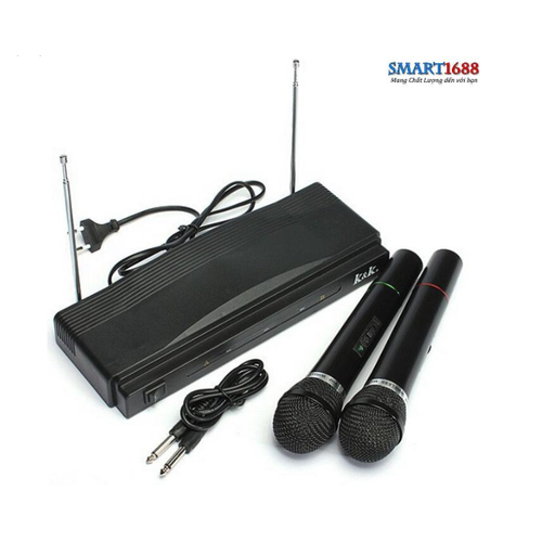Bộ 2 Micro không dây karaoke