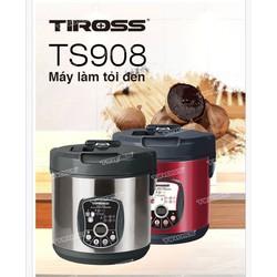 Máy làm tỏi đen gia đình Tiross TS908 - Hàng chính hãng - Bảo hành 12 tháng tại Trung tâm bảo hành Tiross