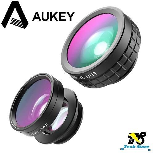 Lens Aukey. PL-A1, 3 trong 1 - Macro, Góc Rộng, Mắt Cá