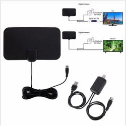Bộ thu anten kỹ thuật số mặt đất HDTV DVB TV 3 mét dây
