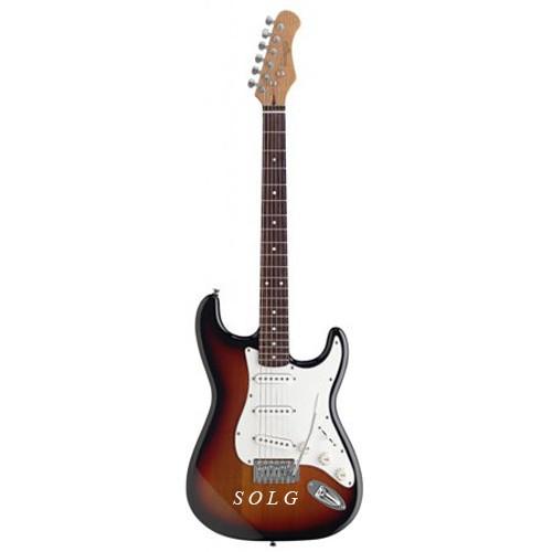 Đàn guitar điện Stagg S300SB - 4347843 , 10554162 , 15_10554162 , 2990000 , Dan-guitar-dien-Stagg-S300SB-15_10554162 , sendo.vn , Đàn guitar điện Stagg S300SB