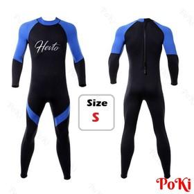 Bộ đồ lặn, quần áo lặn biển cho NAM 3mm HEVTO - POKI - 3hev
