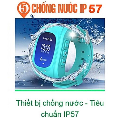 Đồng Hồ Định Vị Trẻ Em Q50 Chống Nước
