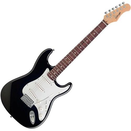 Đàn guitar điện Stagg S300BK - 4347416 , 10553593 , 15_10553593 , 2790000 , Dan-guitar-dien-Stagg-S300BK-15_10553593 , sendo.vn , Đàn guitar điện Stagg S300BK