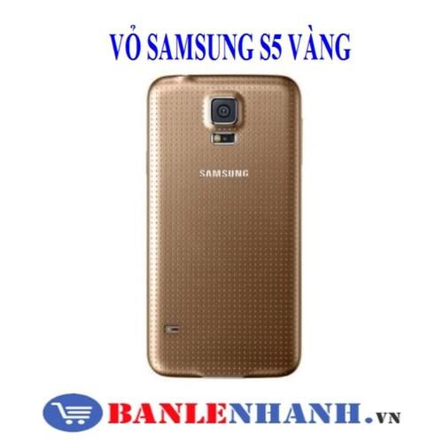 VỎ SAMSUNG S5 MÀU VÀNG