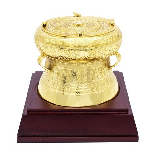Quà tặng Doanh nghiệp: Trống đồng Việt Nam mạ-vàng - 10654487 , 10571097 , 15_10571097 , 4000000 , Qua-tang-Doanh-nghiep-Trong-dong-Viet-Nam-ma-vang-15_10571097 , sendo.vn , Quà tặng Doanh nghiệp: Trống đồng Việt Nam mạ-vàng