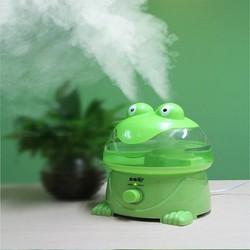 Máy phun sương tạo độ ẩm hình con ếch