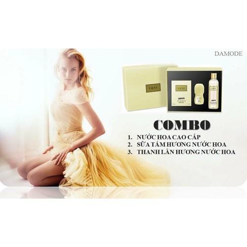 Combo lăn khử mùi sữa tắm nước hoa Luxe cao cấp độc quyền Damode nữ - 10655766 , 10576981 , 15_10576981 , 3250000 , Combo-lan-khu-mui-sua-tam-nuoc-hoa-Luxe-cao-cap-doc-quyen-Damode-nu-15_10576981 , sendo.vn , Combo lăn khử mùi sữa tắm nước hoa Luxe cao cấp độc quyền Damode nữ
