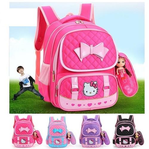 Balo-cặp sách trẻ em Hello Kitty siêu xinh cho bé gái - 10656309 , 10580541 , 15_10580541 , 350000 , Balo-cap-sach-tre-em-Hello-Kitty-sieu-xinh-cho-be-gai-15_10580541 , sendo.vn , Balo-cặp sách trẻ em Hello Kitty siêu xinh cho bé gái