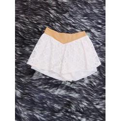 Váy quần ren cực xinh
