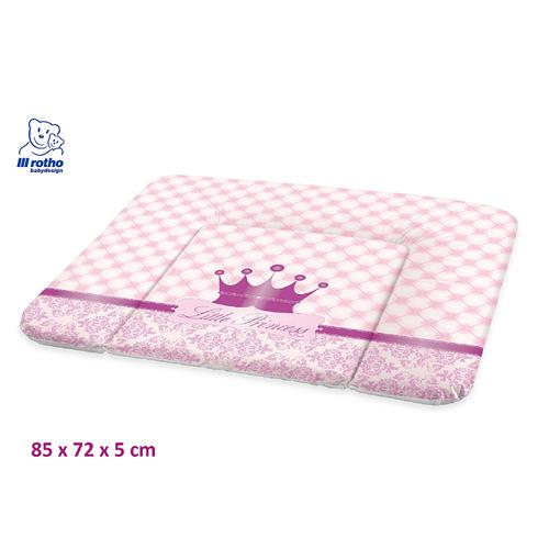 Đệm Thay Tã Lớn 72x85cm Tender Rose Pearl Little Princess
