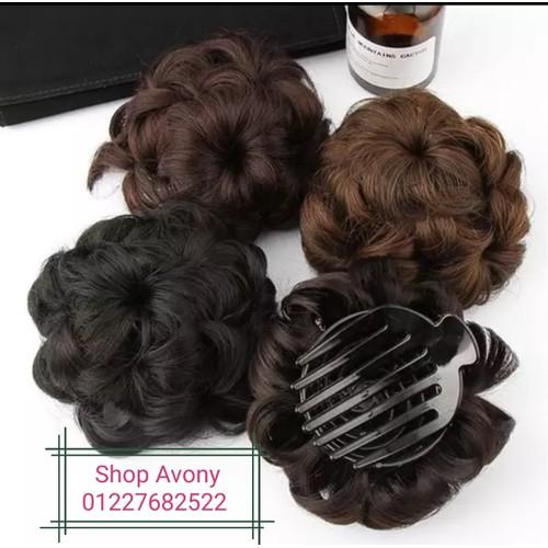 Kẹp búi tóc hoa - 10654598 , 10571508 , 15_10571508 , 89000 , Kep-bui-toc-hoa-15_10571508 , sendo.vn , Kẹp búi tóc hoa