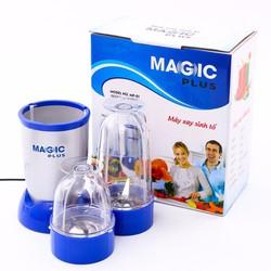 Máy xay sinh tố mini và xay đồ ăn dặm cho bé Magic Plus