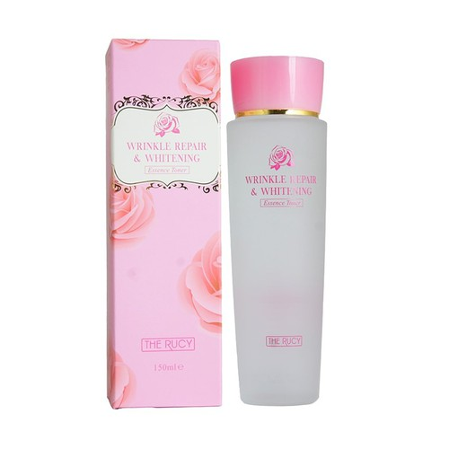 Nước Hoa Hồng The Rucy Wrinkle Repair & Whitening  Essence Toner 150ml - 10654419 , 10570883 , 15_10570883 , 271000 , Nuoc-Hoa-Hong-The-Rucy-Wrinkle-Repair-Whitening-Essence-Toner-150ml-15_10570883 , sendo.vn , Nước Hoa Hồng The Rucy Wrinkle Repair & Whitening  Essence Toner 150ml