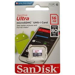 thẻ nhớ Micro SDHC  Class 10 Ultra 80MB - 16GB
