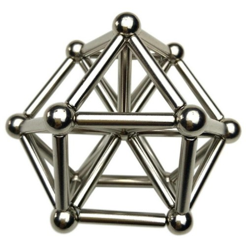 Bộ xếp hình nam châm magcube - buckyballs - 7870776 , 10926419 , 15_10926419 , 150000 , Bo-xep-hinh-nam-cham-magcube-buckyballs-15_10926419 , sendo.vn , Bộ xếp hình nam châm magcube - buckyballs