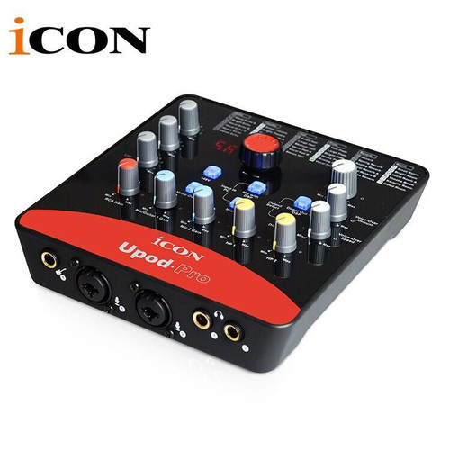 Sound car thu âm cao cấp icon upod pro bh 12 tháng