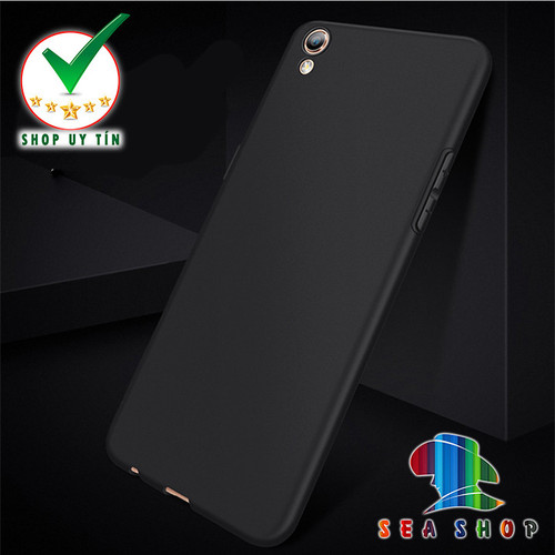 Ốp lưng OPPO Neo 9 - A37 nhựa silicon đen