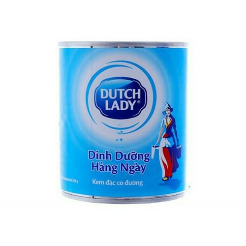 Sữa đặc dutch lady xanh